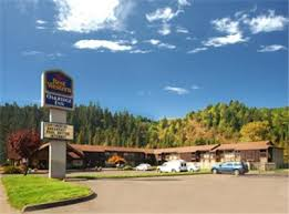 Best Western Oakridge Inn Oakridge Oregon Mountain Bike accomodation
