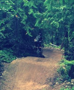 BC Mountain Bike Road Trip Nelson, BC Turnstyles Trail
