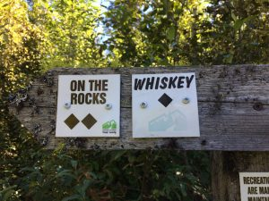 BC Mountain Bike Road Trip Rossland. Whiskey and On The Rocks Trails.
