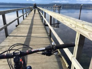 Hornby Island, BC Mountain Bike Destination