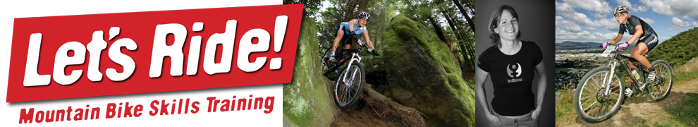 Let's Ride Mountain Bike Coaching in Rotorua New Zealand